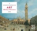 Image for Art: 365 Days of Masterpieces 2019 Desk Calendar