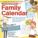 Image for Iggy, Rosie & Ada Family Planner 2019 Wall Calendar