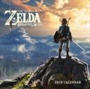 Image for Legend of Zelda: Breath of the Wild 2019 Wall Calendar