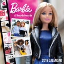 Image for Barbie @barbiestyle 2019 Wall Calendar