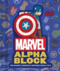 Image for Marvel alphablock  : the Marvel Cinematic Universe from A to Z