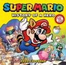 Image for Super Mario Retro 2020 Wall Calendar : History of a Hero