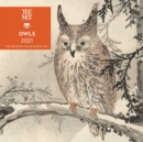 Image for Owls 2021 Mini Wall Calendar