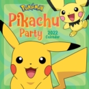 Image for Pokemon Pikachu Party 2022 Wall Calendar