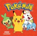 Image for Pokemon 2022 Wall Calendar