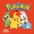 Image for Pokemon 2022 Mini Wall Calendar