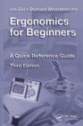 Image for Ergonomics for beginners  : a quick reference guide