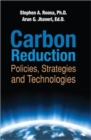 Image for Carbon reduction  : policies, strategies, and technologies