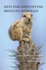 Image for Guia para la indentificacion de los mamiferos de Mexico =: Keys for identifying Mexican mammals