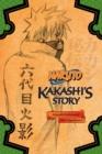 Image for Kakashi's story  : lightning in the frozen sky