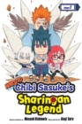 Image for Chibi Sasuke's sharingan legendVol. 1