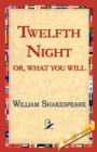 Image for Twelfth Night; Or, What You Will