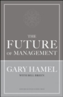 Image for The future of management  : a new era of management