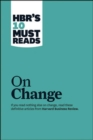 Image for HBR's 10 must reads on change management