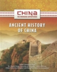 Image for Ancient history of China
