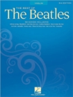 Image for Best of the Beatles for Violin : 2nd Edition