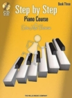 Image for Edna Mae Burnam : Step By Step Piano Course - Book 3
