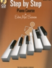 Image for Edna Mae Burnam : Step By Step Piano Course - Book 4