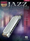 Image for Harmonica Play-Along Volume 14 : Jazz Standards (Book/CD)