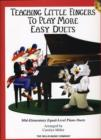 Image for Teaching Little Fingers To Play More Easy Duets (Book/CD)