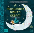 Image for A midsummer night's dream  : a Babylit fairies primer