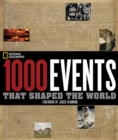 Image for 1000 events that shaped the world