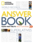 Image for Answer Book  : 1,482 amazing facts about our world