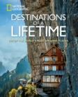 Image for Places of a lifetime  : destinations of a lifetime