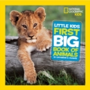 Image for Little kids first big book of animals