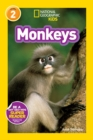 Image for National Geographic Readers: Monkeys