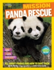 Image for Panda rescue  : all about pandas and how to save them