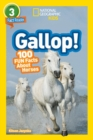 Image for Gallop!  : 100 fun facts about horses