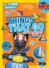 Image for Things That Go Sticker Activity Book : Over 1,000 Stickers!