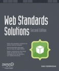 Image for Web standards solutions  : the markup and style handbook