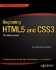 Image for Beginning HTML5 and CSS3