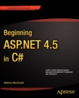 Image for Beginning ASP.NET 4.5 in C#