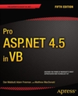 Image for Pro ASP.NET 4.5 in VB
