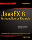 Image for JavaFX 8  : introduction by example