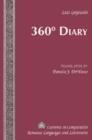 Image for 360 Diary : Translated by Pamela J. DeWeese