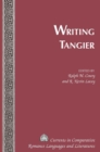 Image for Writing Tangier