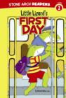 Image for Little Lizard's first day