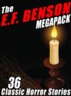 Image for E.F. Benson Megapack: 36 Classic Horror Stories