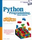 Image for Python programming for the absolute beginner