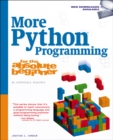 Image for More Python programming for the absolute beginner