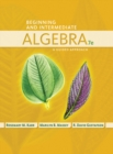 Image for Beginning and Intermediate Algebra : A Guided Approach