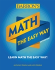 Image for Math the easy way