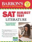 Image for SAT subject test in literature
