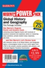 Image for Regents Global History and Geography Power Pack : Let's Review: Global History and Geography + Regents Exams and Answers: Global History and Geography