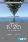 Image for Applied differential equations  : an introduction