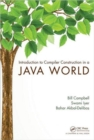 Image for Introduction to compiler construction in a Java world
